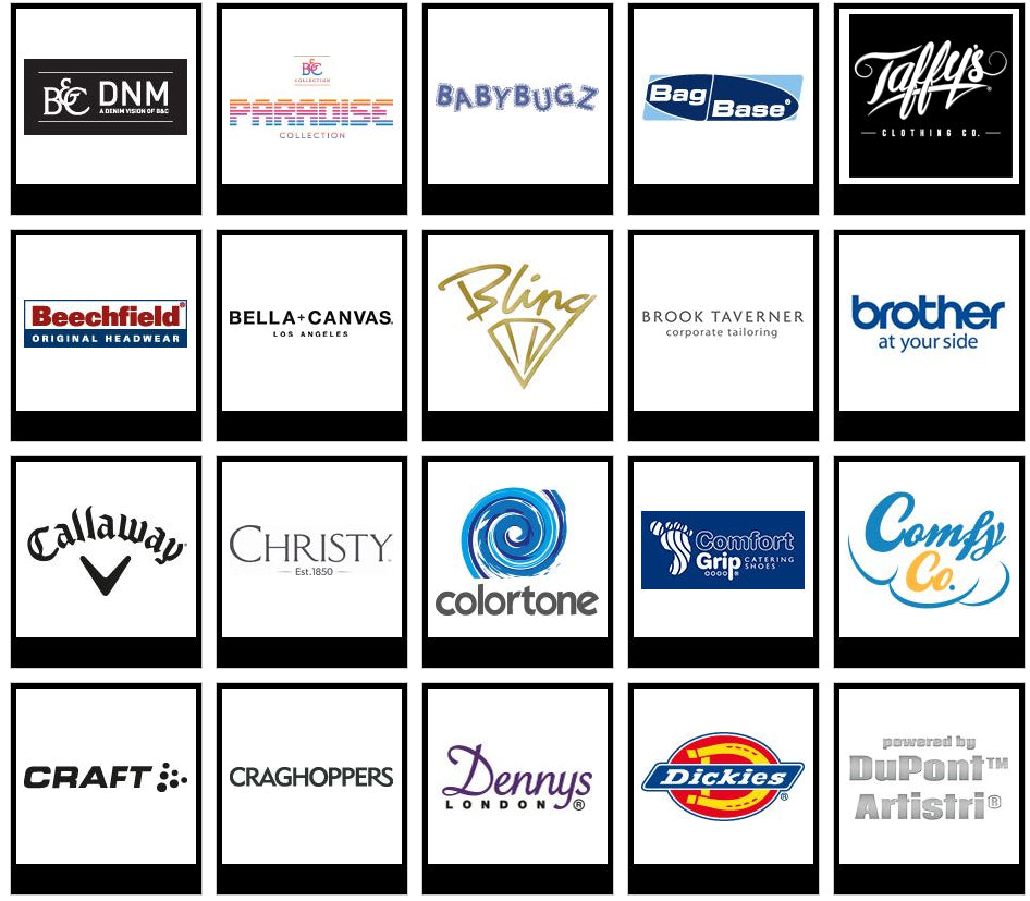 Giftware Wales Brand List