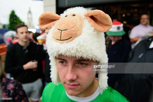 Welsh Sheep Novelty Hat