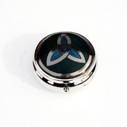 Celtic Knot - Pill box