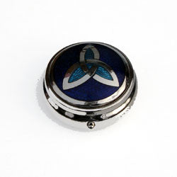 Celtic Knot Design Pill box
