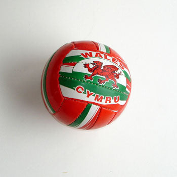 Large Welsh Football