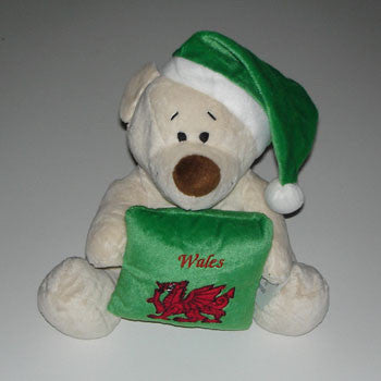 Welsh Cushion Teddy
