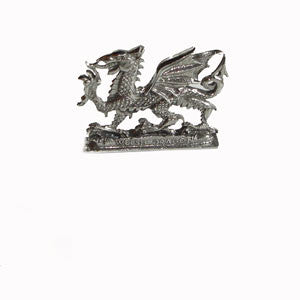 Small Welsh Pewter Dragon