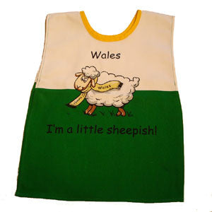 Welsh Sheep Childrens Tabbard