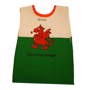 Welsh Dragon Childrens Tabbard