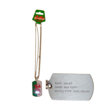 Welsh Dog Tags