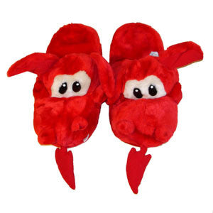 Welsh Dragon Slippers