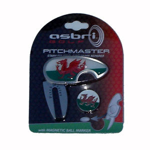 Welsh Pitchark Repairer & Magnetic Ball Marker