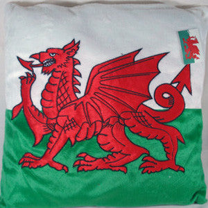 Welsh Flag Cushion (SWF)