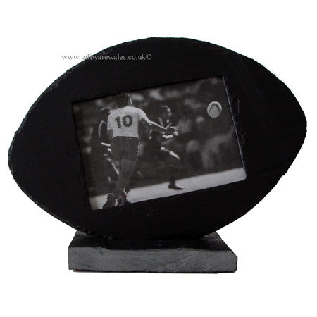 Welsh Slate Photo Frame (Oval) 7 x 5