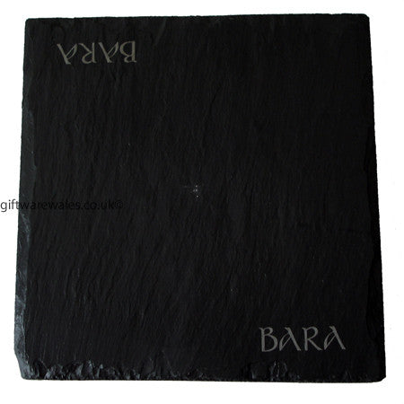 Welsh Slate Bread Board (BARA)
