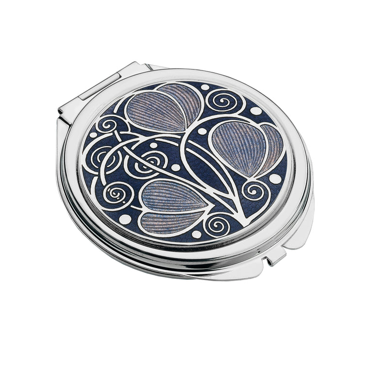 Mackintosh Leaves & Coils Compact Mirror (7995)