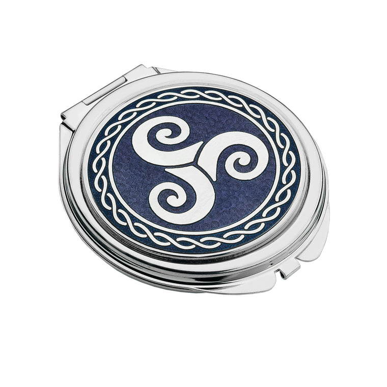 Celtic Compact Mirrors by Sea Gems at Giftware Wales