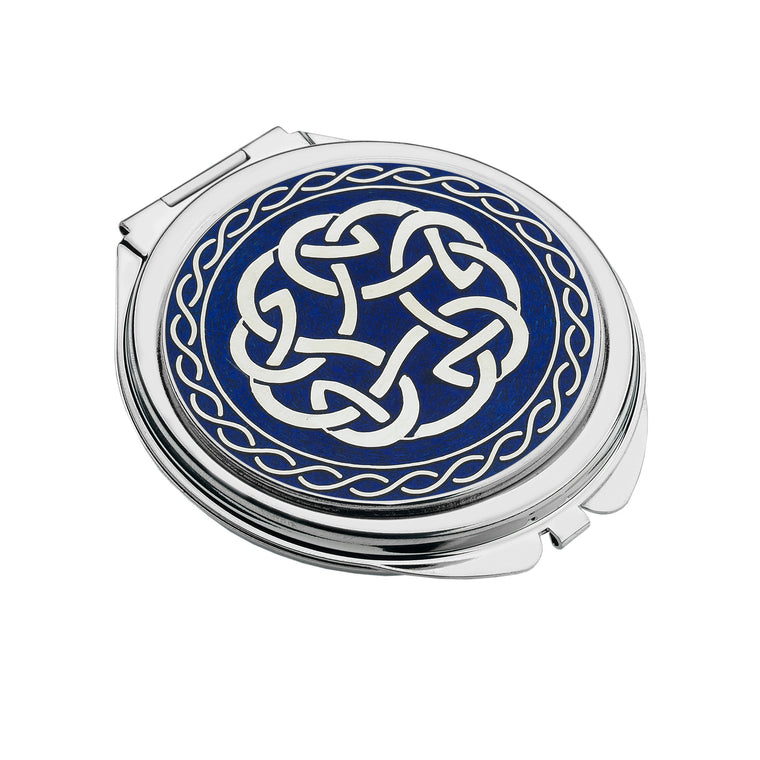 Never Ending Celtic Knot Compact Mirror (8040)