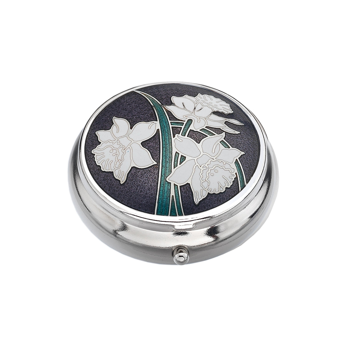 Welsh Daffodil Pill Box (9006)