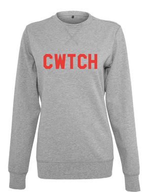 Ladies Crew Neck - CWTCH - Fashion Jumper