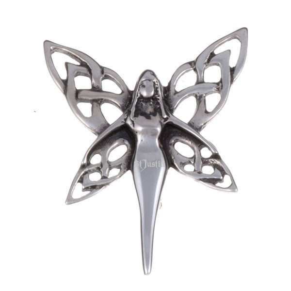 Celtic fairy brooch by St. Justin (PB612)