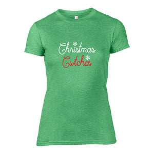 Christmas Cwtches - Women's Christmas T-Shirt