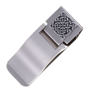 Four knot money clip (MC16)
