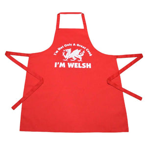 Great Cook - Welsh Dragon Apron
