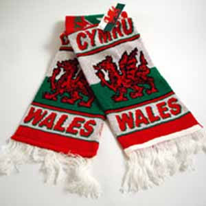Welsh Scarf 1