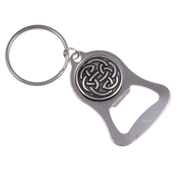 Lugh knot bottle opener key-ring (KF58)