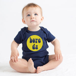 Bore Da - Welsh Baby Grow (Colour Choice)