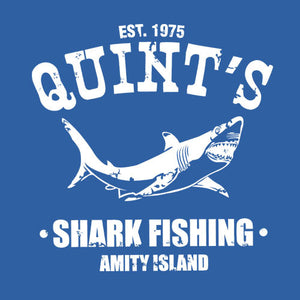 JAWS - QUINTS SHARK FISHING - TEE