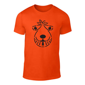 SPACE HOPPER - RETRO TEE