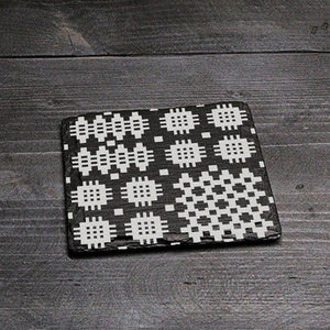 SQUARE WELSH SLATE COASTER - 'TAPESTRY 2'