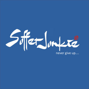 Suffer Junkie® NEVER GIVE UP - TEE