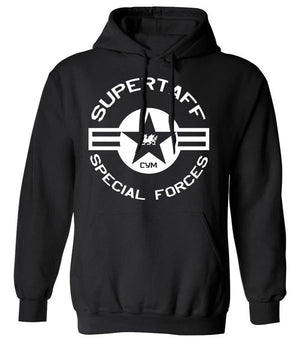 Supertaff® - Military Special Forces Welsh Hoodie