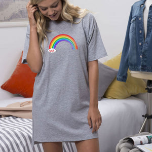 Cwtch Rainbow Ladies Nightie