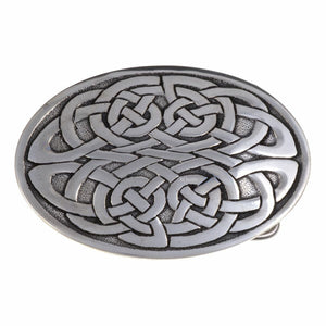 Kells knot belt buckle – 40mm St. Justin