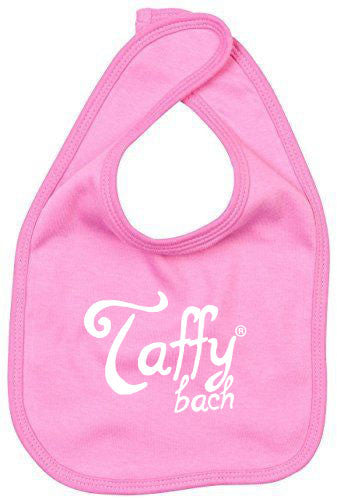 Taffy Bach - Baby Bib (Bubble Gum Pink)