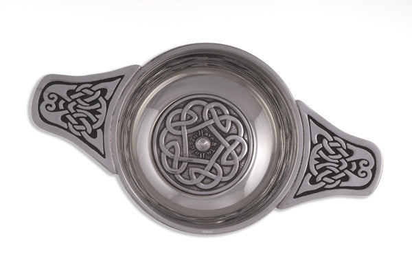 To have and to hold wedding quaich (QU132)