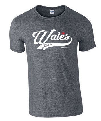 Wales Football Since 1879 - Men s T-Shirt - Giftware Wales 69265a4aa