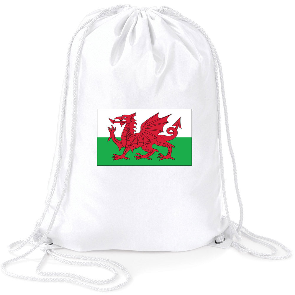 Welsh Flag Duffel Bag