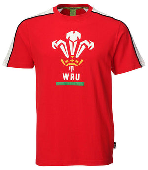 WRU T-Shirt - Men's Feathers