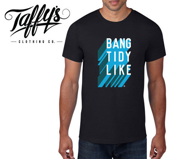 BangTidy Like - Welsh T-Shirt - Sport Heather Grey