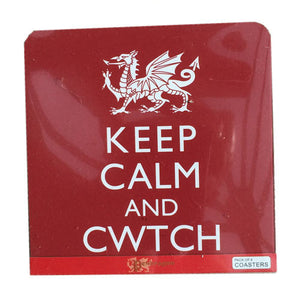 keep calm coasters