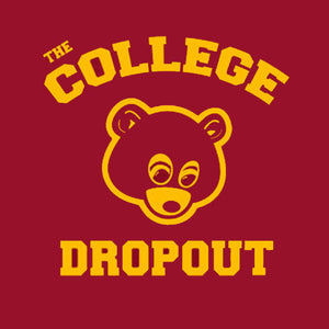 THE COLLEGE DROPOUT - TEE