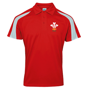 Welsh Polo Shirt - Cool Dry
