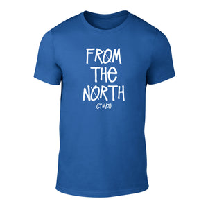 From the North Cymru - Urban Welsh T-Shirt