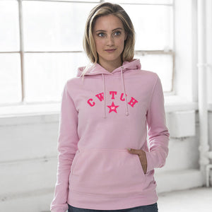 CWTCH Star Womens Welsh Hoodie