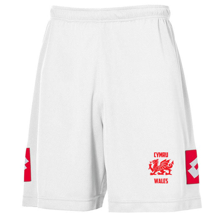 Wales Childrens Football Shorts - Lotto®