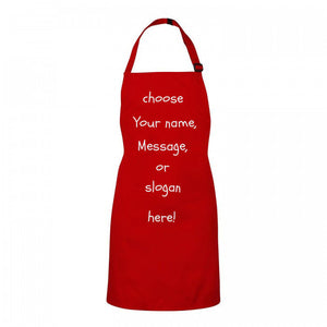 Personalise Your Own Apron - Unisex Apron