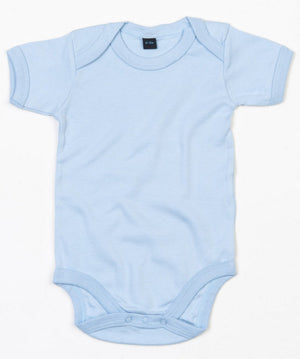 Choose your Own - 50% Welsh 50% ? 100% Gorgeous Baby Grow (Blue)