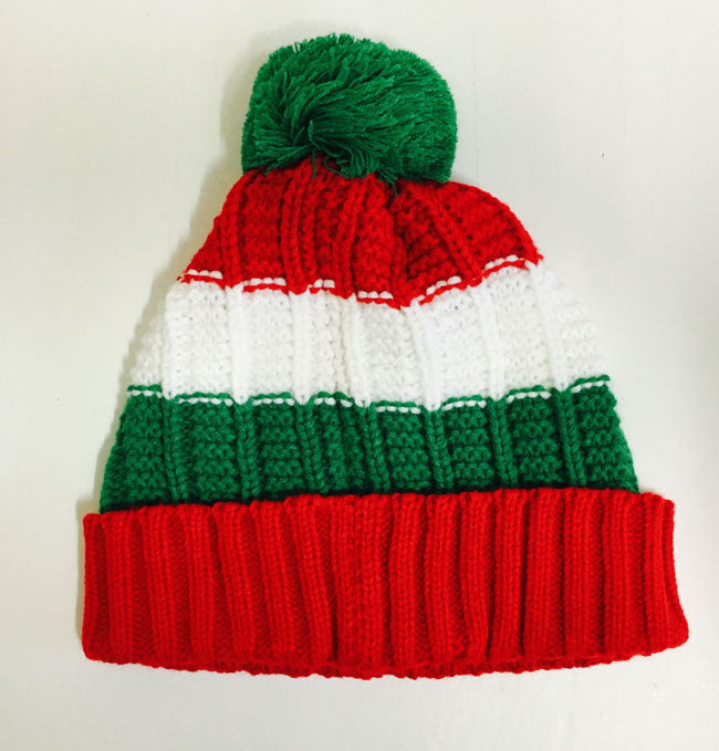 Welsh Dragon Knitted Hat - Giftware Wales
