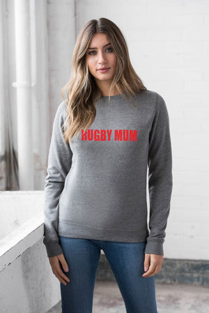 Rugby Mum - Ladies Fashion Jumper